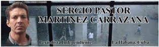 Sergio Pastor Martínez Carrazana