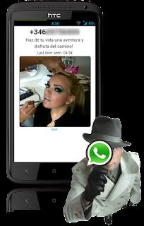 Whatsapp informacion de numeros
