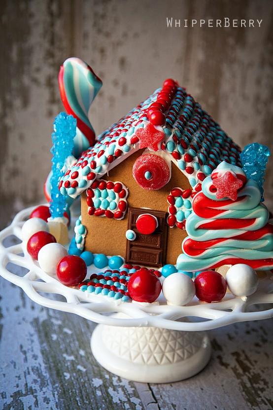 25 gorgeous gingerbread houses the cottage market. Black Bedroom Furniture Sets. Home Design Ideas