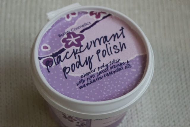 Bomb Cosmetics Blackcurrant Body Polish