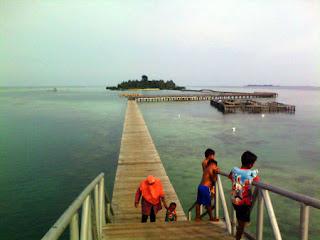 wisata pulau tidung kepulauan seribu