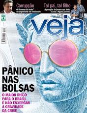 """Comentário do Editor do Blog Sobre """"Corrupção"""" - VEJA n° 2229 (pag. 34)"""