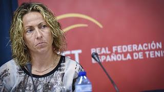 TENIS - La capitana de la Copa Davis, Gala León ha presentado la dimisión pero la Federación Española no la acepta