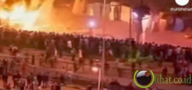 Jibril Muncul Ketika Demo Mesir