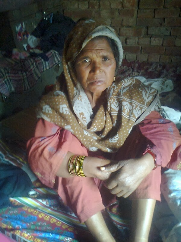 TERROR AND HARASSMENT BY BRICK KILN OWNERs:A Christian woman beaten and tortured