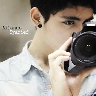 foto Aliando Syarief