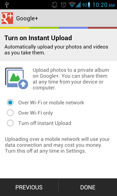 how to turn off download over wifi only