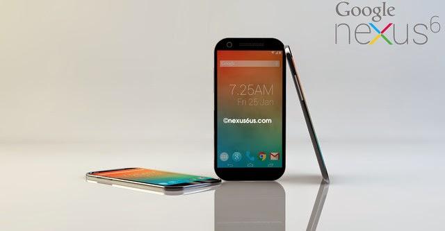 Những điểm sáng nhất có trên Google Nexus 6