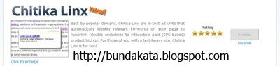 format Chitika Links (beta)