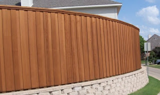 Деревянный забор. Фото 63