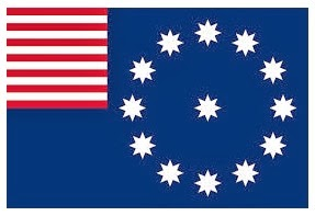 Easton Flag 1812