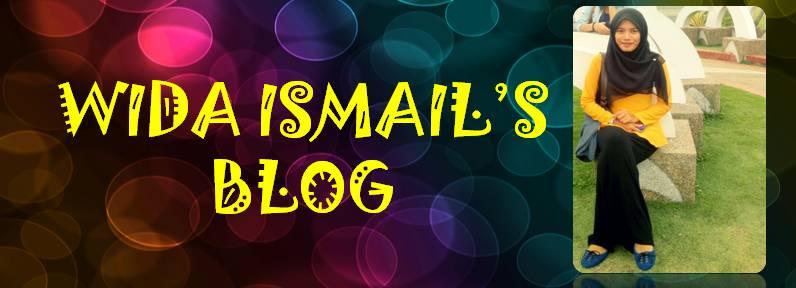 Wida Ismail's Blog