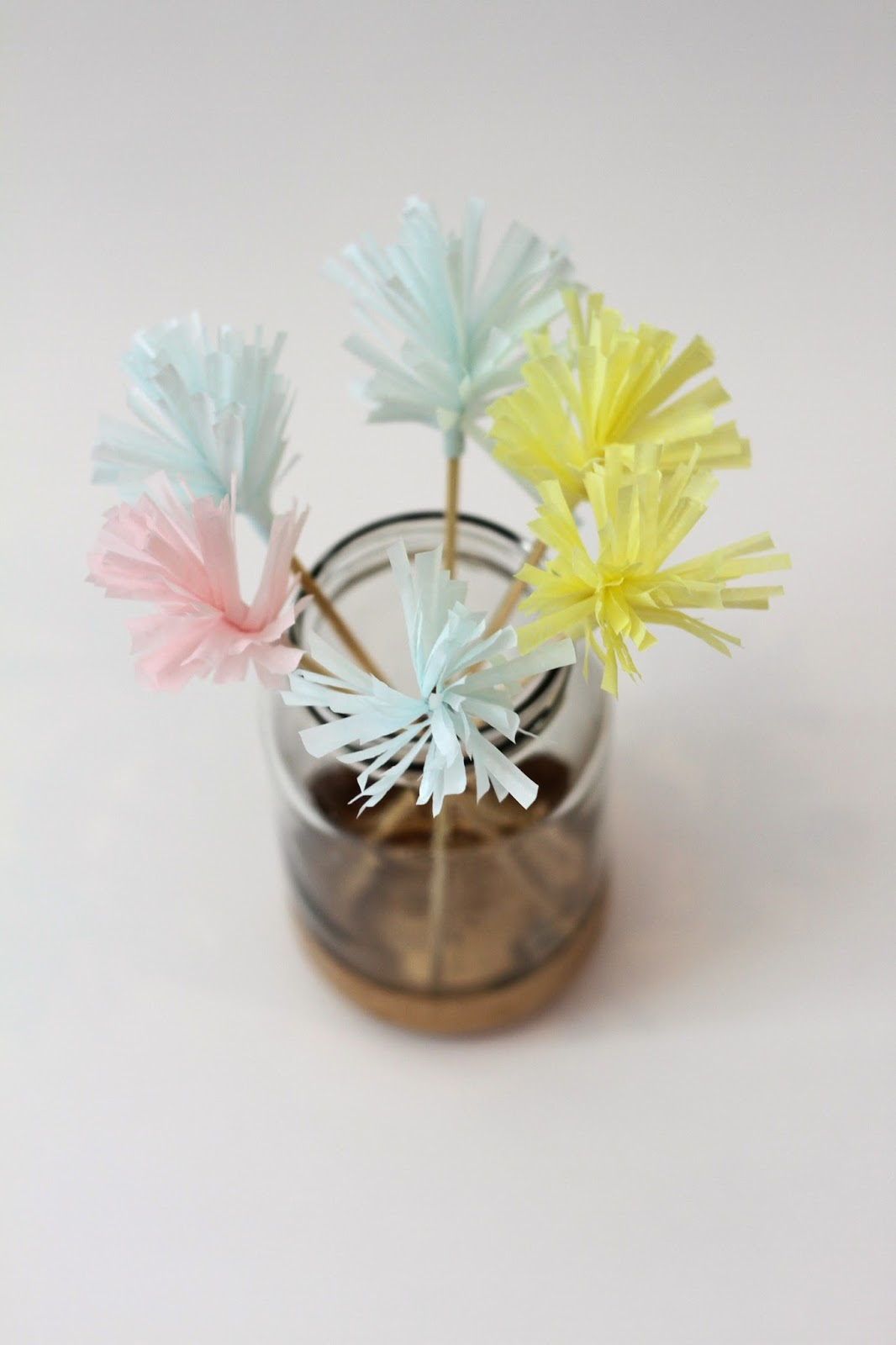 Open Door: DIY: Fiesta Drink Stirrers