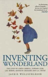 """""""inventing wonderland"""" - J. Wullschlöger"""