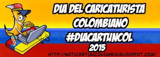 CELEBRACIÓN DÍA DEL CARICATURISTA NOTICARTUN 2015 #DiaCartunCol