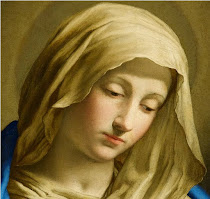 The Virgin Mary, Lady of the Holy Rosary
