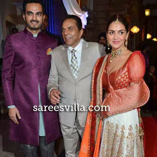 Bharat Takhtani And Esha Deol
