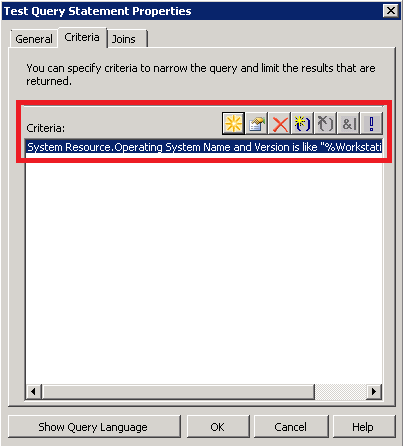Henk 39 s blog create new windows collections based on query for Choosing new windows