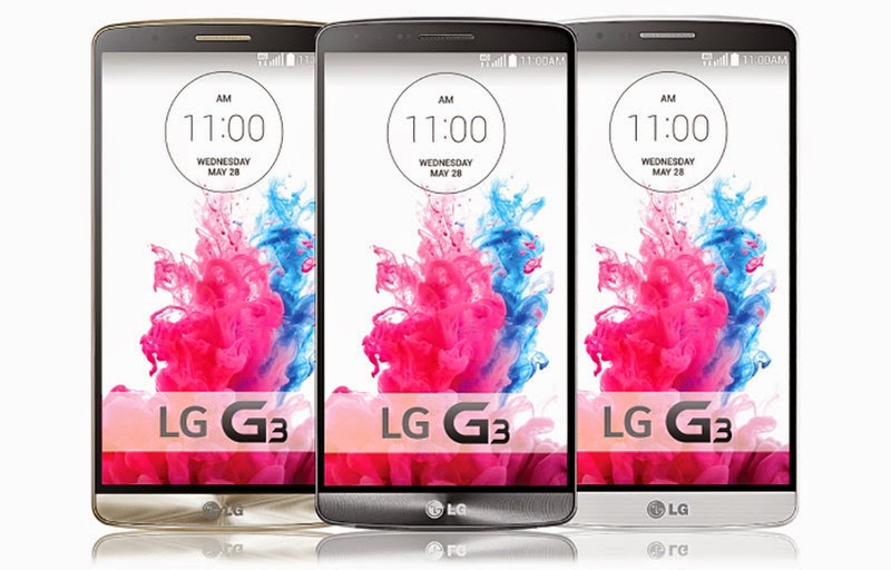 LG G3 is now up for pre-order in the UK
