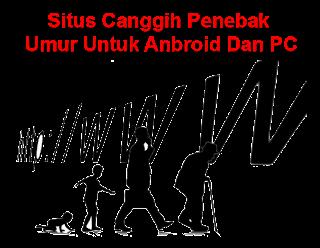 Situs Canggih Penebak Umur How-Old.Net Untuk Android Dan PC