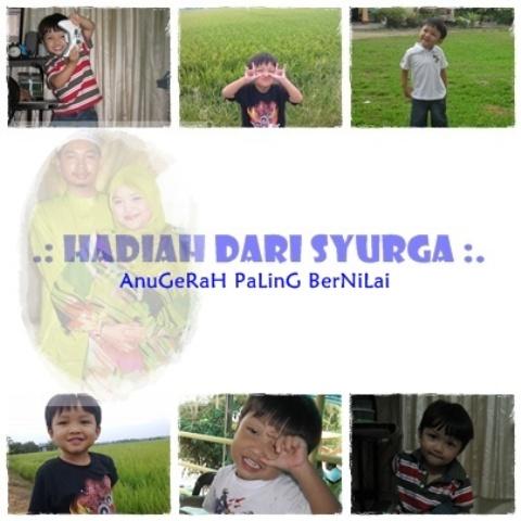 HaDiAH DaRi SyuRgA