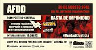 30 de Agosto: Día Internacional del Detenido Desaparecido