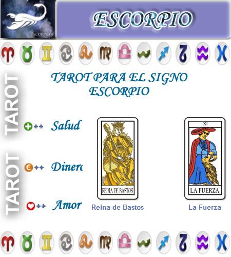 cartas y tarot