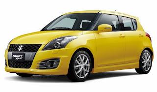 Foto New Suzuki Swift Sport