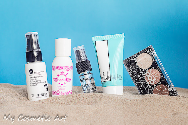 Summer Fun, la Birchbox de Julio de 2015