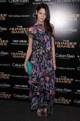 Heidi Mount Print Dress
