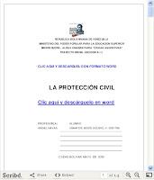 Administración de Desastres en la Protección Civil