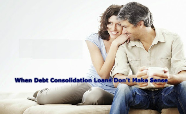 When Debt Consolidation Loans Don't Make Sense