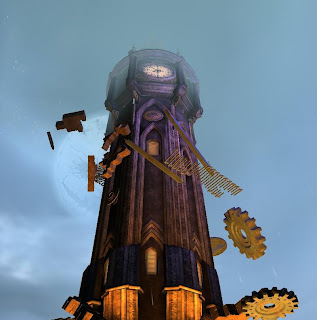 GW2 Guild Wars 2 Halloween Clock Tower