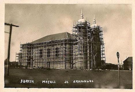 HISTÓRIA DE ARAPONGAS by FARINA
