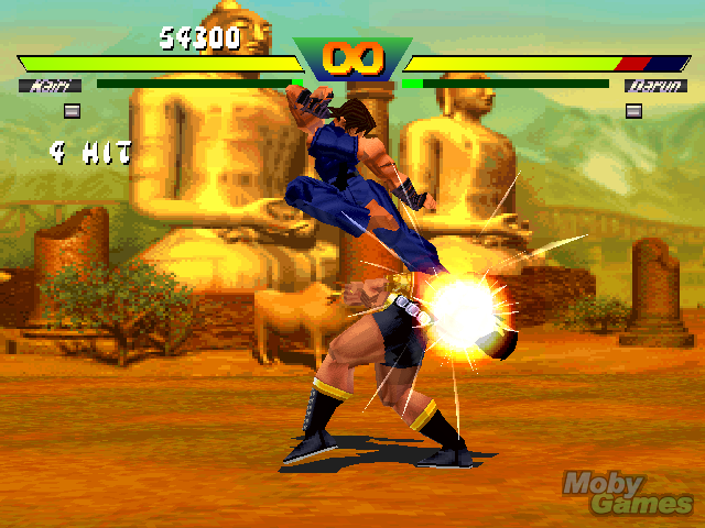 Street Fighter Explus Alpha (Apk) (PSX/Xperia Play) (MG)