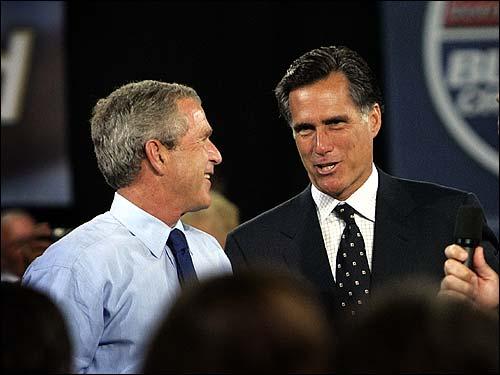 Mitt and W
