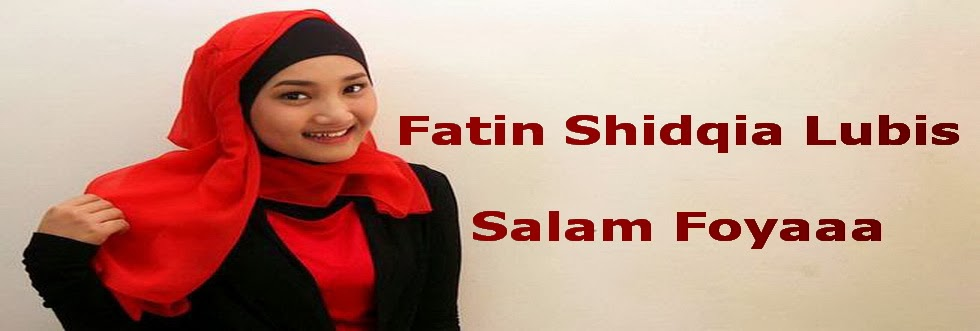 FATIN SHIDQIA LUBIS