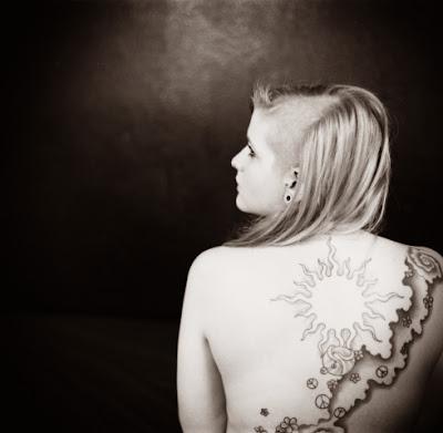 Tatuagens de Sol