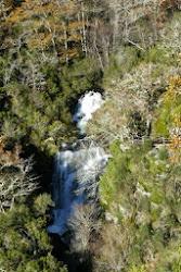 Cascata de Barrondas, Barroso