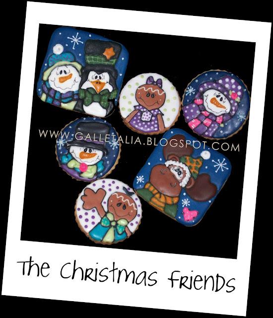 navidad galletas decoradas galletalia