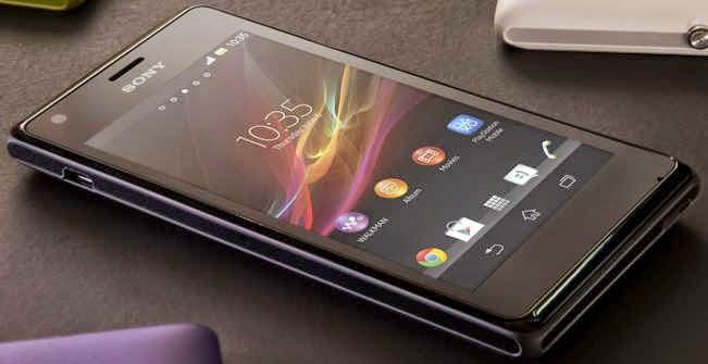 Spesifikasi Sony Xperia M Dual SIM C2005