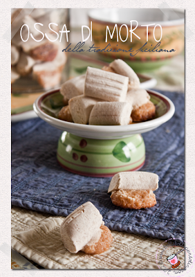 biscotti di pasta garofanata