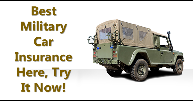 Best car insurance companies for military 10