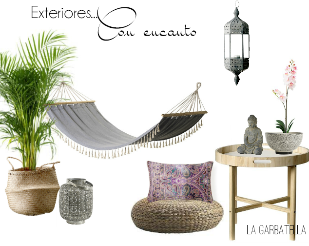 Terrazas Decoracion Zen ~ Get the look exteriores con encanto  La Garbatella blog de