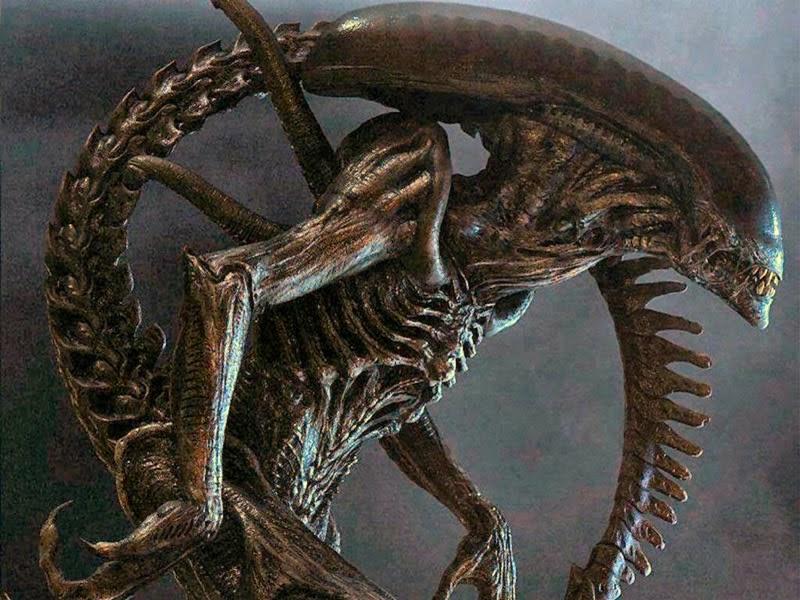 "Obras de H.R. Giger ""Alien: El 8º pasajero"""