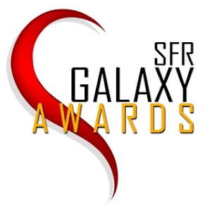 Winner of Two Galaxy Awards!