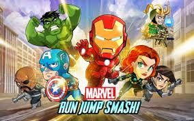 Marvel Run Jump Smash Apk