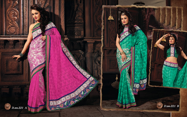 Indian wedding sarees online shopping – New latest sarees collection