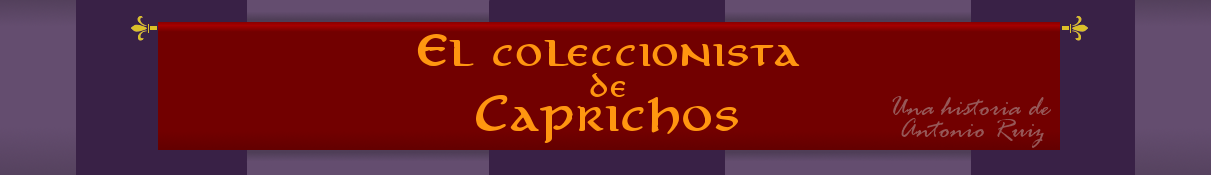El coleccionista de Caprichos