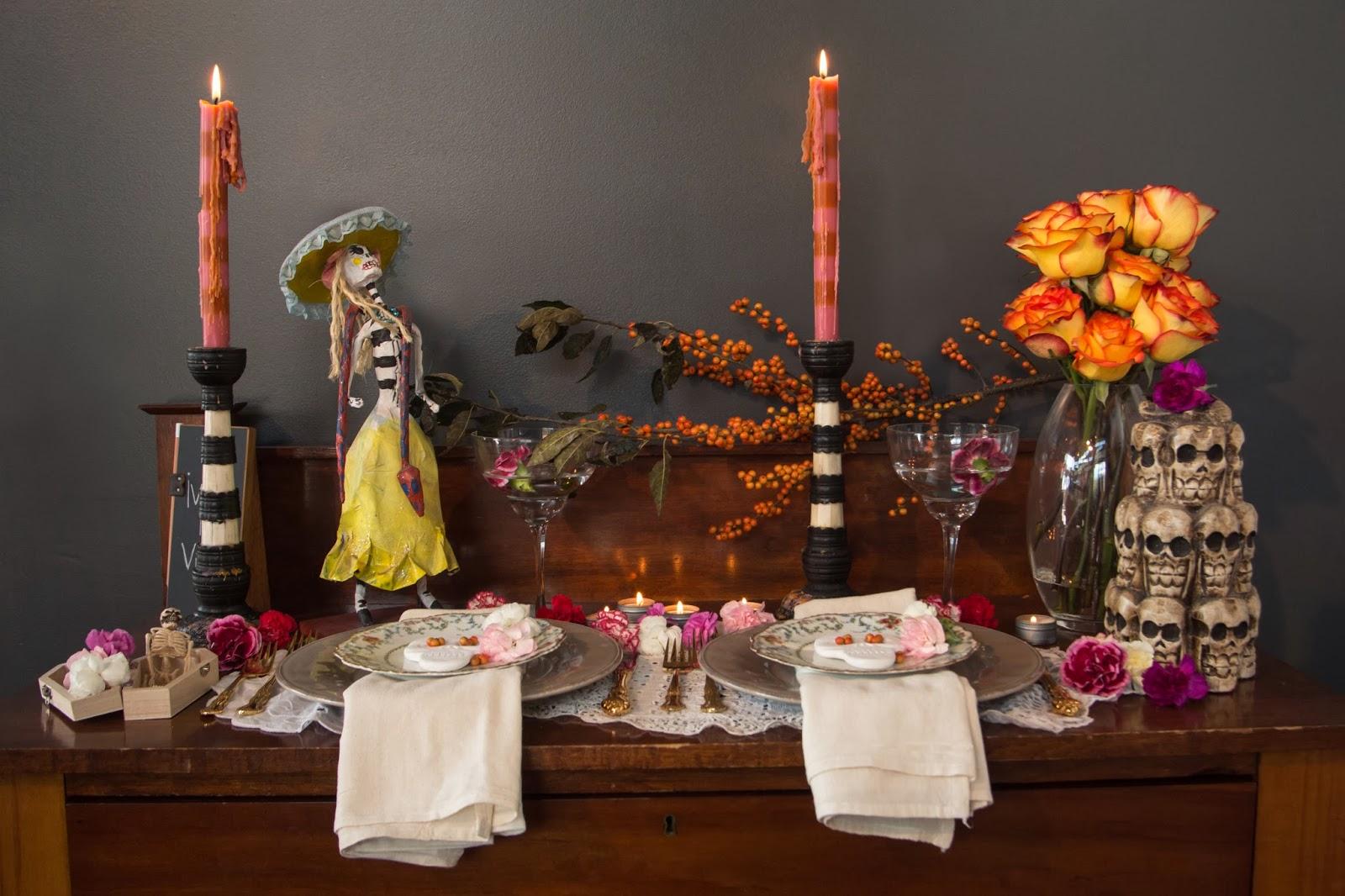 Karma Flowers Event Design and Trunk Vintage Rentals: October 2013